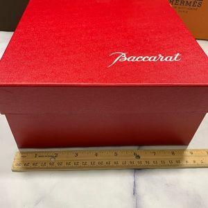 Baccarat Storage & Organization - BACCARAT empty gift storage box